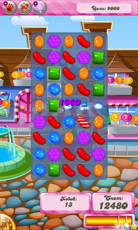 Candy Crush Saga Скриншот 5