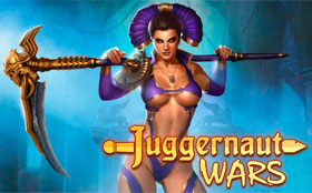 Juggernaut Wars на Андроид лого