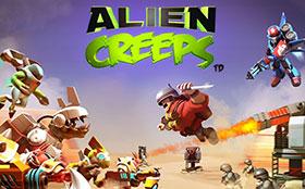 Alien Creeps TD