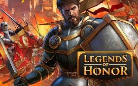 игра Legends of Honor на Андроид