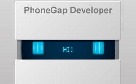 PhoneGap Developer Logo