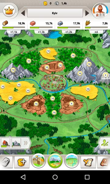 travian kingdoms screen 2