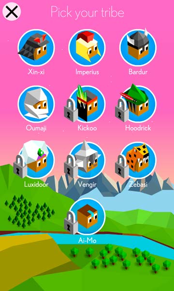 The Battle of Polytopia Screen 6