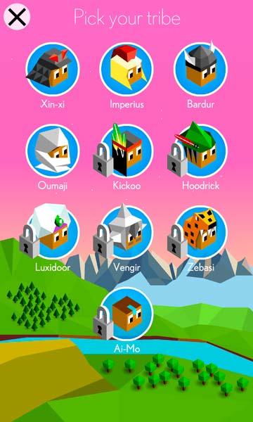 The Battle of Polytopia Screen 6
