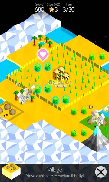 The Battle of Polytopia Screen 7